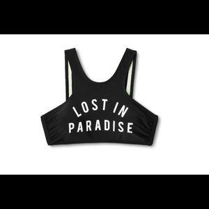 Lost In Paradise Bikini top